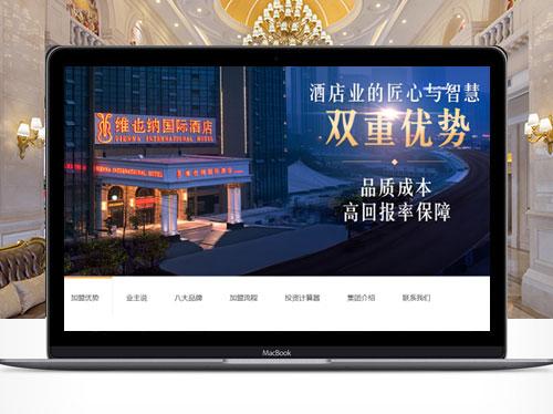 陇网天下网站建设维也纳酒店公司网站建设